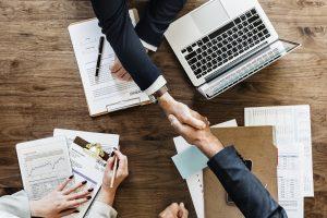 Corporate Sales Negotiation